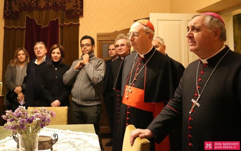 Ważni przedstawiciele papieża odwiedzili Wadowice. W muzeum wspominali Jana Pawła II