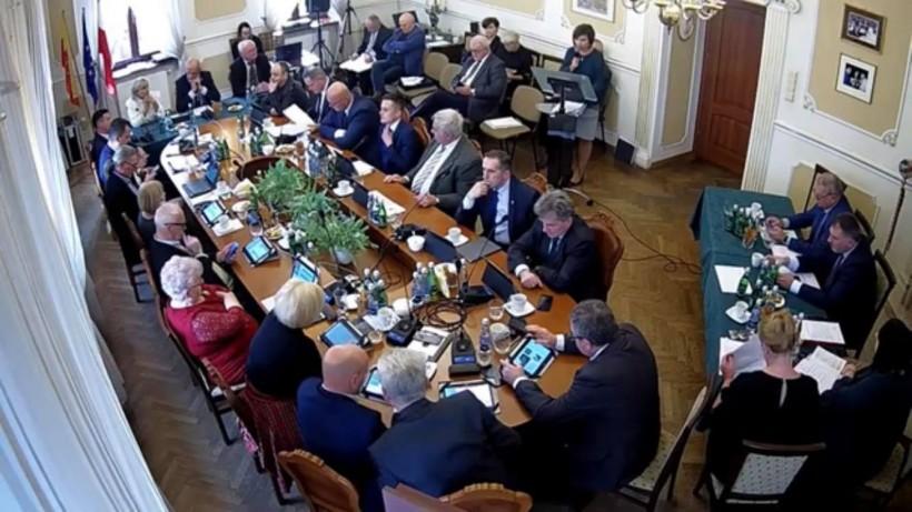 Sesja Rady Miasta w Andrychowie