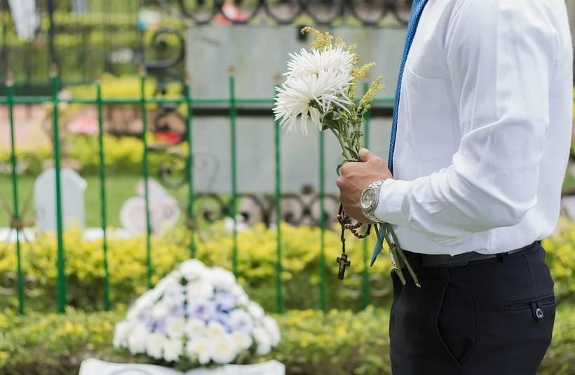 Jak ubrać się na pogrzeb?