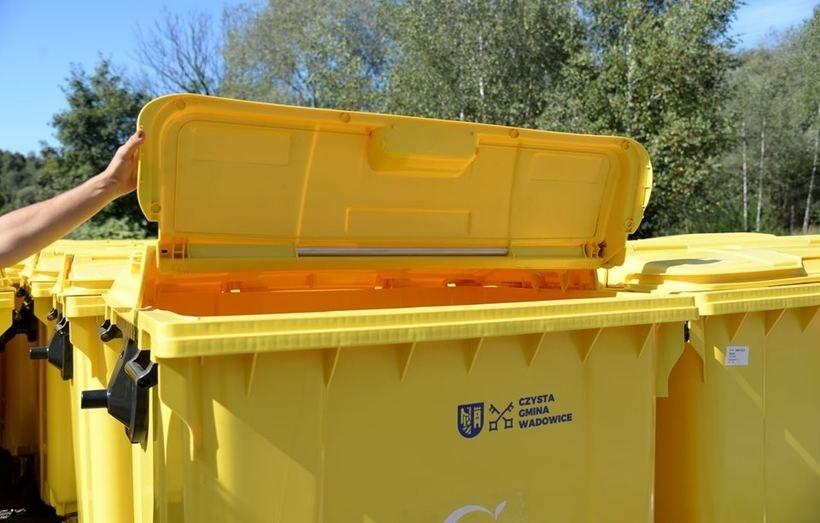 W Wadowicach obowiązuje już nowa opłata za wywóz śmieci... 14 złotych od osoby
