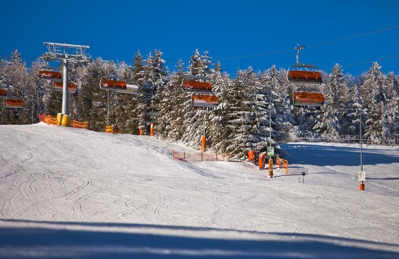 Świeży śnieg, ubite trasy. Słotwiny Arena już gotowa na sezon narciarski