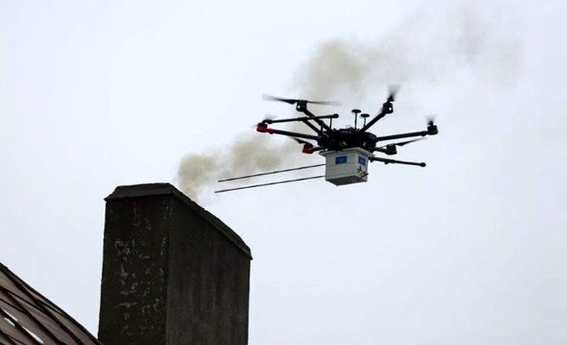 W Andrychowie posypały się kolejne mandaty dla trucicieli powietrza