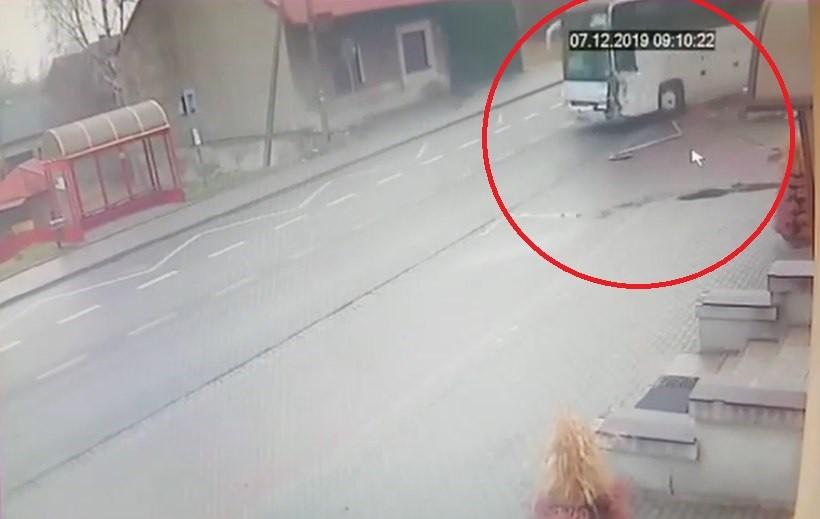 Kolizja w Chełmku wyglądała naprawdę groźnie