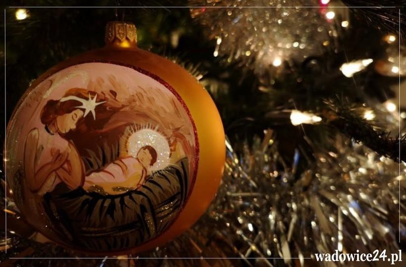 Redakcja portalu Wadowice24.pl życzy Wesołych Świąt