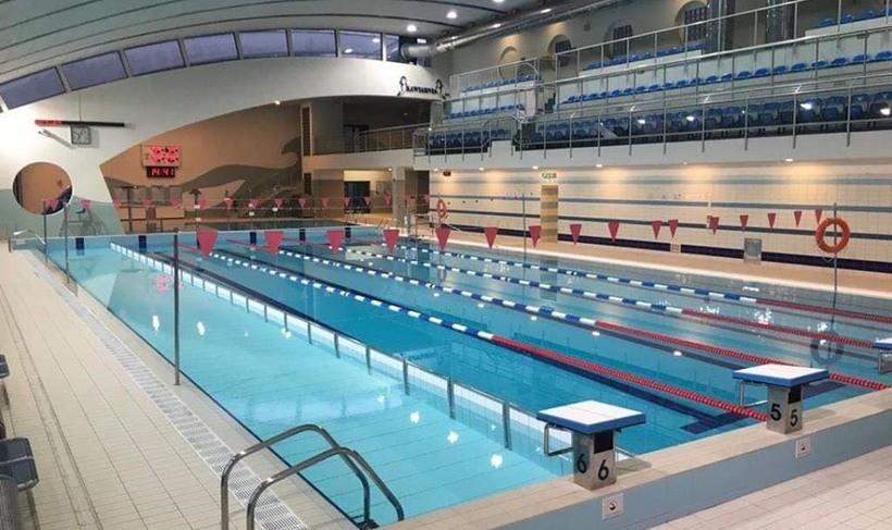 Miasto wyremontowało kryty basen. Na co poszło prawie 200 tysięcy złotych?