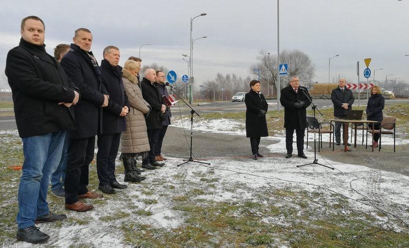 Przedstawiciele rządi i samorządu spotkali się w Oświęcimiu