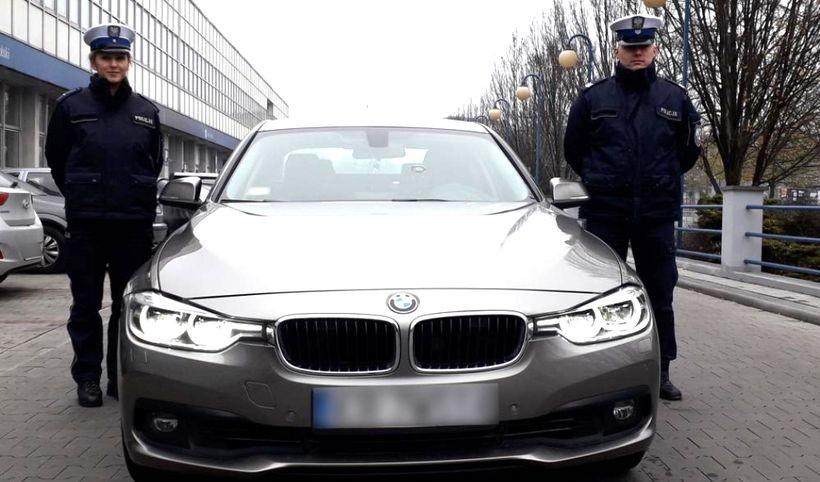 Policjanci z grupy SPEED korzystając z nowych uprawnień