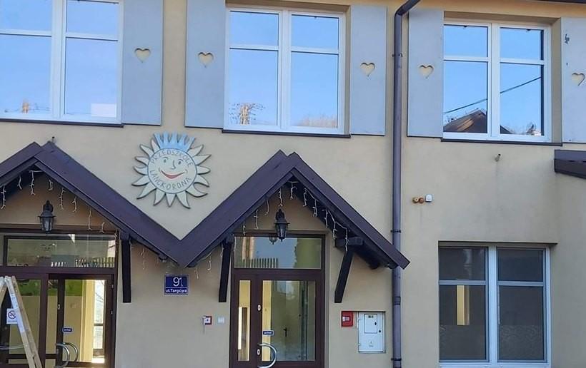 Przedszkole i żłobek w Lanckoronie