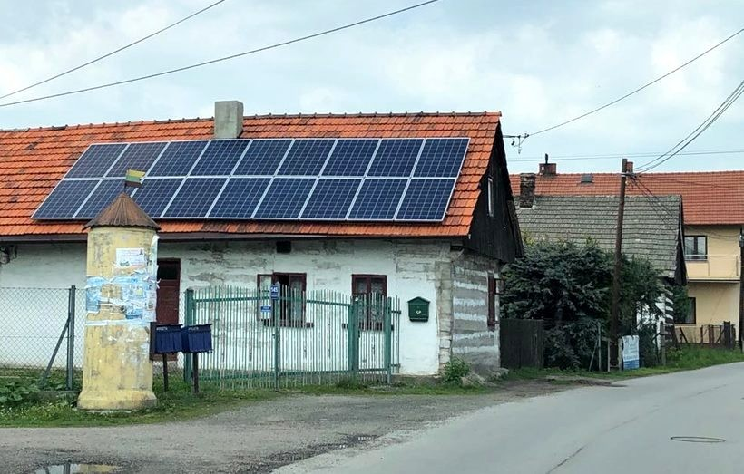 Fotowoltaika, Jaroszowice