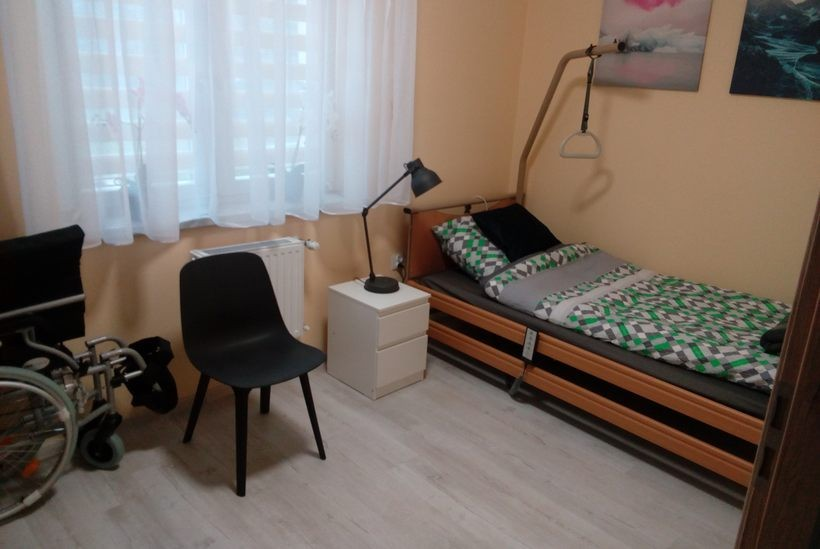 Mieszkanie wspomagane w Gierałtowicach