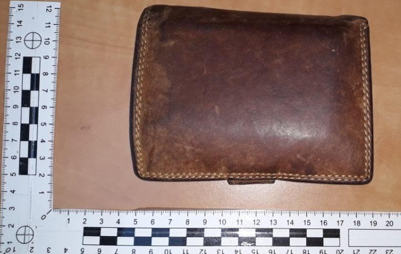 Skradziony w Andrychowie portfel