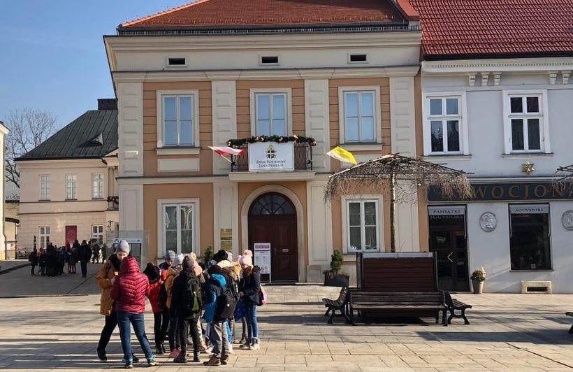 Muzeum papieskie w Wadowicach