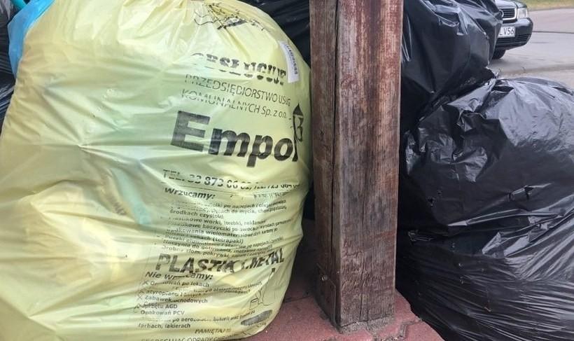 W Brzeźnicy ustalono podatek  od śmieci