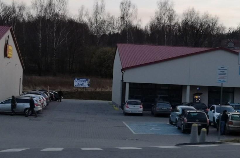 Tutaj może powstać nowa apteka w Kalwarii Zebrzydowskiej