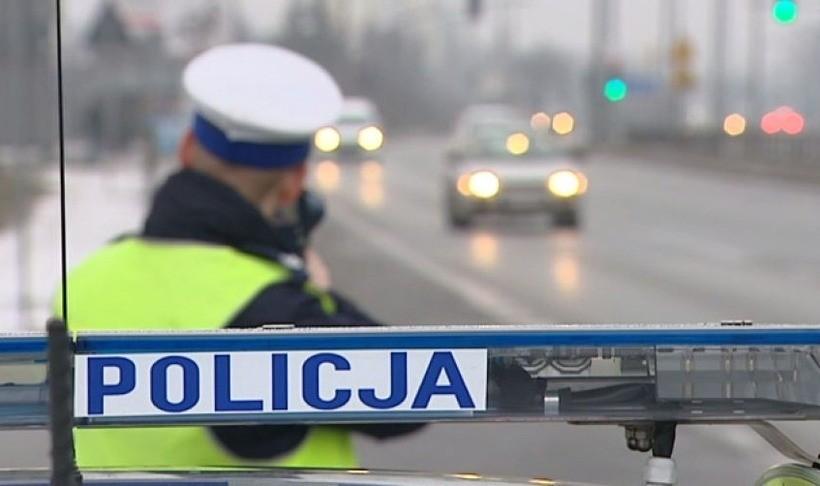 """Policjanci """"suszyli"""" na drogach. Dziewięciu kierowców straciło prawo jazdy"""