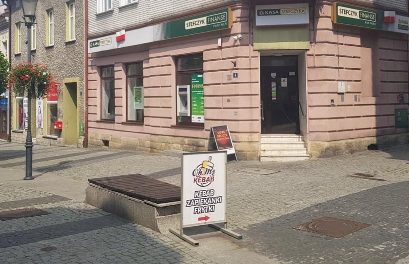 Kasa Stefczyka, Wadowice, ul. Zatorska 4