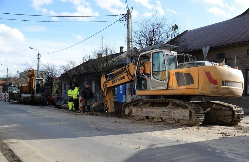 Pytania i obawy przy przebudowie ulicy Lwowskiej w Wadowicach? Burmistrz spotka się z mieszkańcami