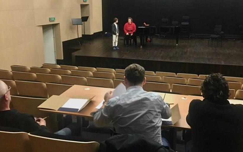 Casting na chórzystów odbył się w sobotę (7.03)