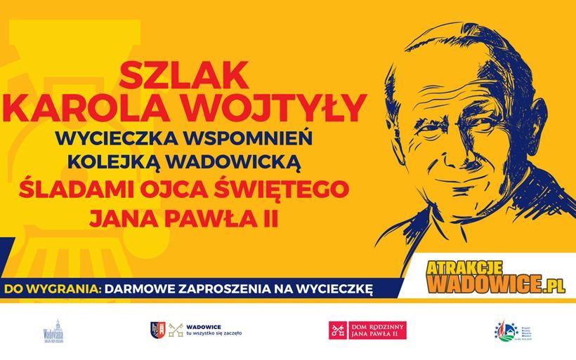 Konkurs z okazji zbliżającej się rocznicy 100-lecia urodzin Jana Pawła II