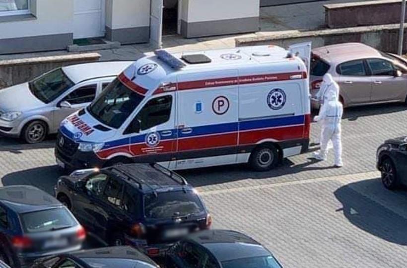 Pacjenci z naszego terenu trafiają do szpitala w Myślenicach, gdzie jest oddział zakaźny