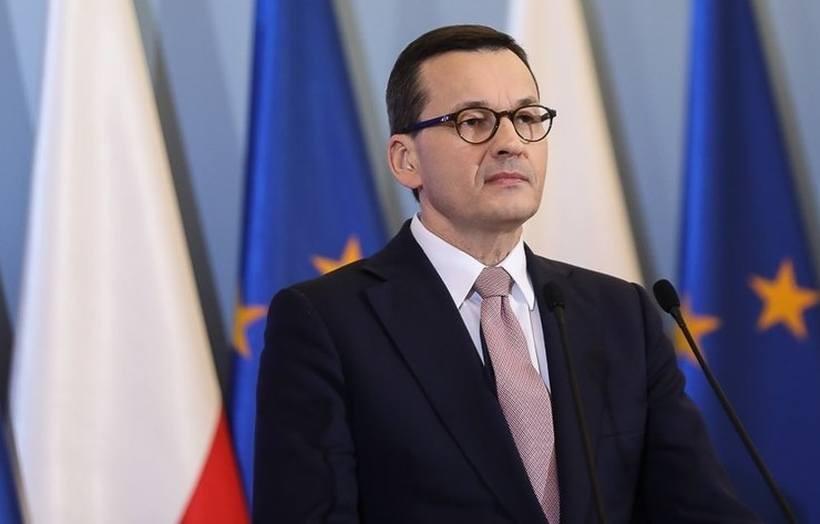 Premier Mateusz Morawiecki ogłosił stan zagrożenia epidemicznego w Polsce