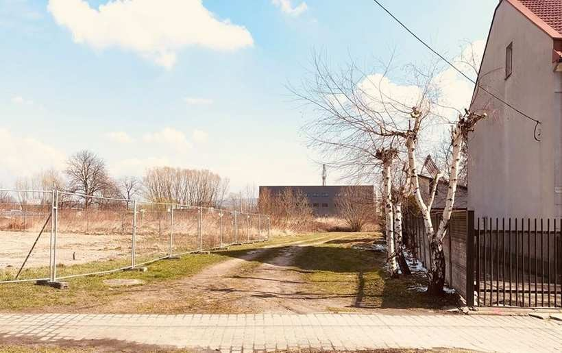 Widok z ulicy Sienkiewicza