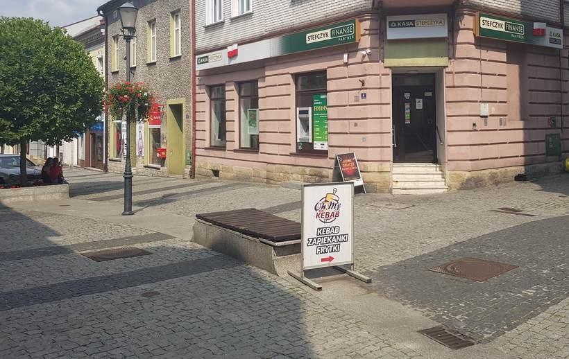 Kasa Stefczyka w Wadowicach, ul. Zatorska