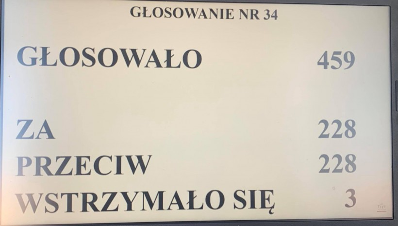 Wyborów prezydenckich 10 maja nie będzie? W Sejmie wydarzyło się coś, co się raczej nie zdarza