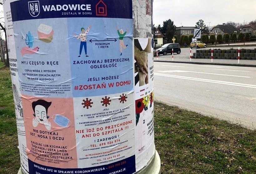 Raport o koronawirusie. W Polsce 5000 zakażonych, w powiecie wadowickim bez zmian