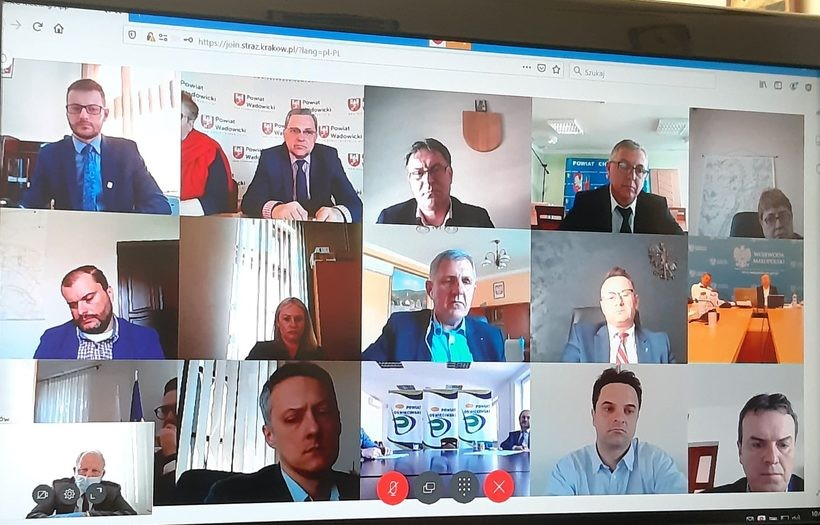 Wojewoda zorganizował specjalną konferencję