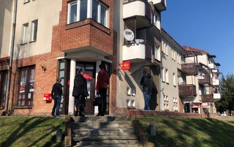 Poczta Polska, punkt w Wadowicach