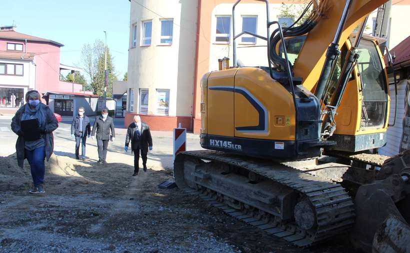 Kalwaria Zebrzydowska kończy jedną z największych inwestycji