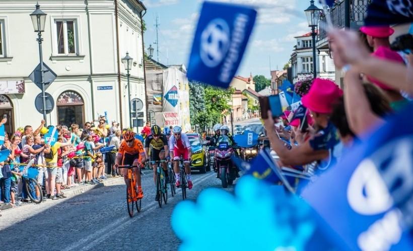 Tour de Pologne w Wadowicach