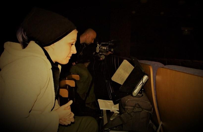Plan zdjęciowy filmu Przewroty cdn,  pazdziernik 2010
