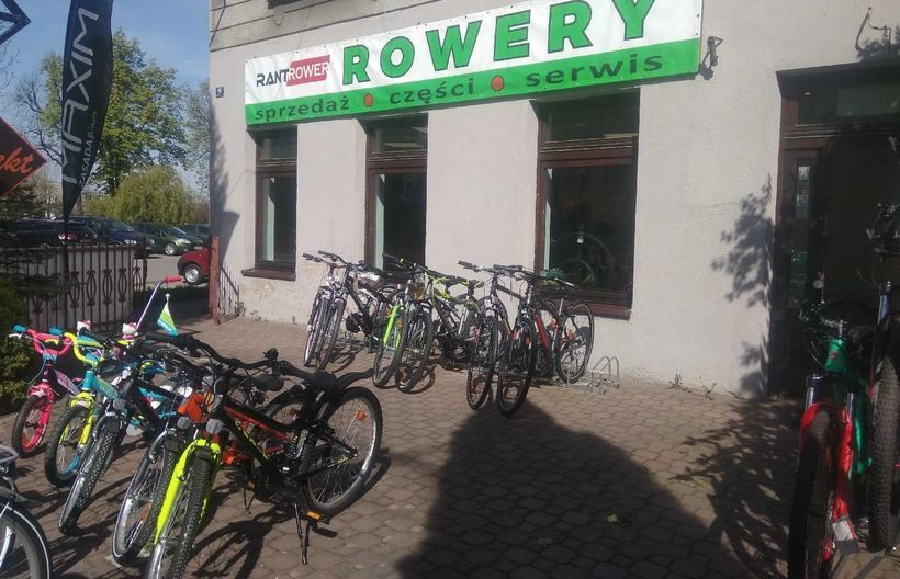 Rant Rower, ul. Sienkieiwcza 19, Wadowice