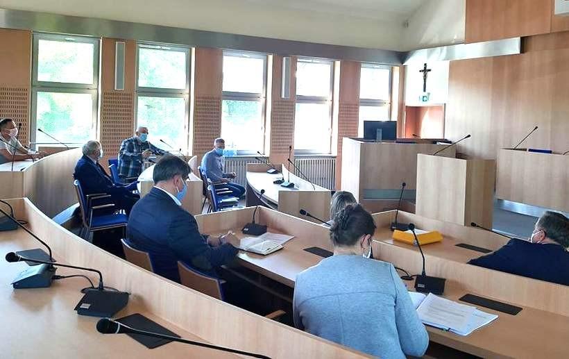 Szczegóły sprawy omawiano we wtorek (19.05) w Starostwie Powiatowym w Wadowicach