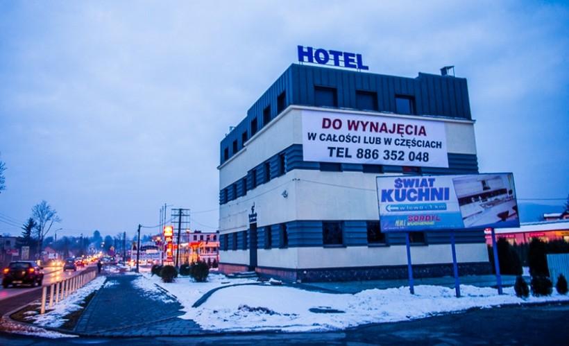 Budynek przy ulicy Konstytucji 3 Maja w Wadowicach