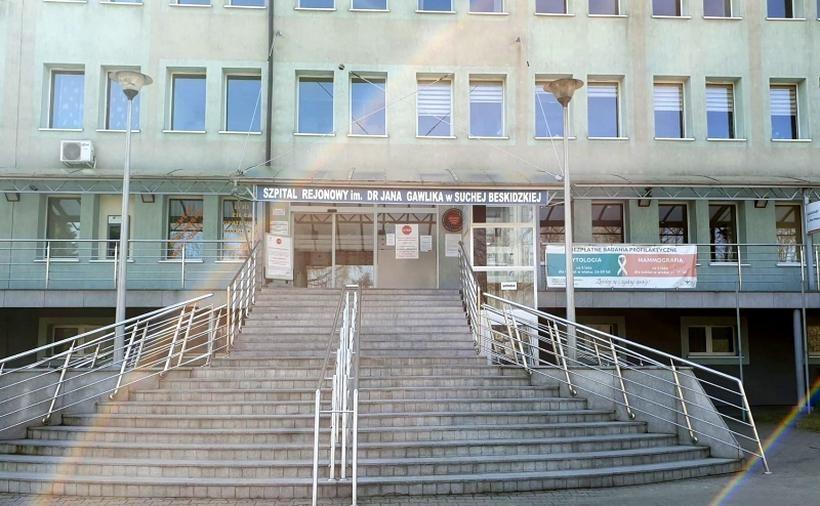 Szpital Powiatowy w Suchej Beskidzkiej