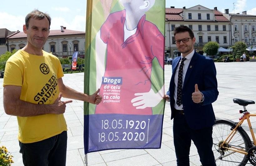 Cezary Zamana oraz Bartosz Kaliński