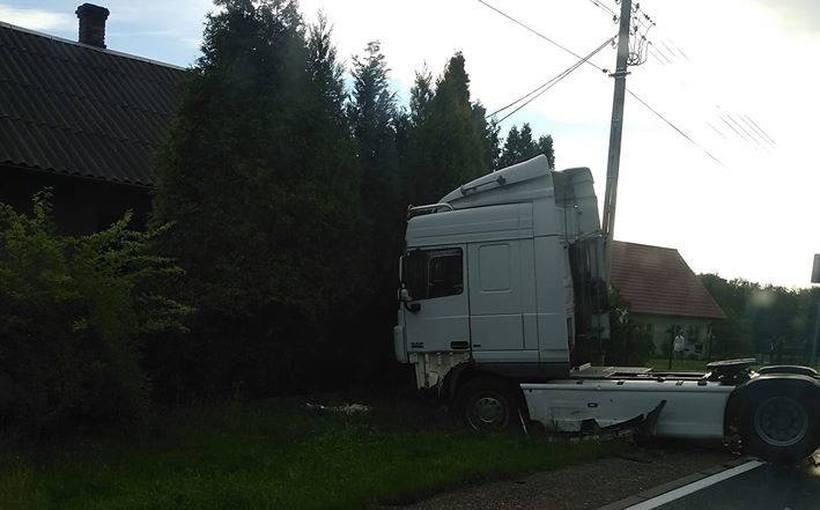 Wypadek w Kossowej