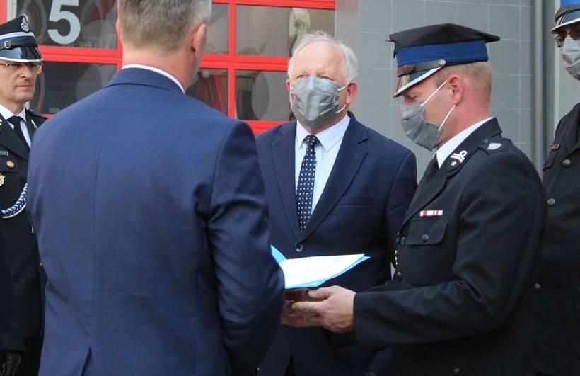 Strażacy z OSP Kalwaria Zebrzydowska dostaną nowy wóz gaśniczy