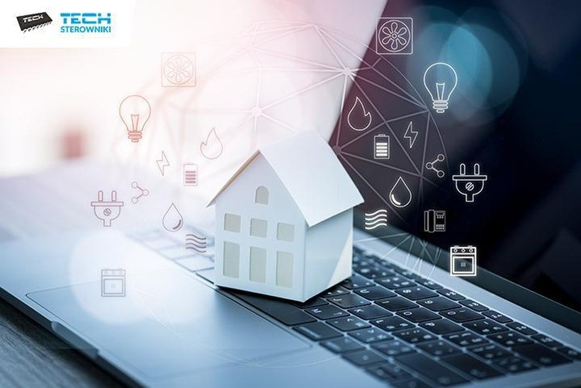 Ciepły i inteligentny dom – sprawdź wyniki najnowszego badania ankietowego firmy TECH Sterownik