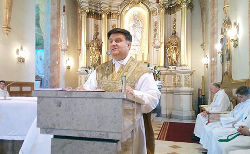 Ks. kanonik Jarosław Żmija