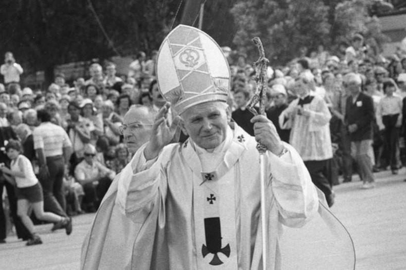 Święty Jan Paweł II zostanie patronem Kalwarii Zebrzydowskiej. Papież poparł prośbę mieszkańców