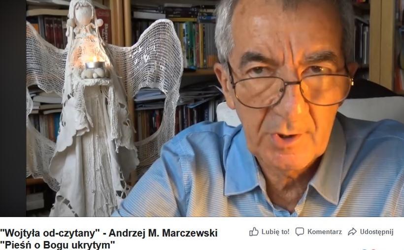 Andrzej Maria Marczewski – twórcza i reżyser Teatr Karola Wojtyły