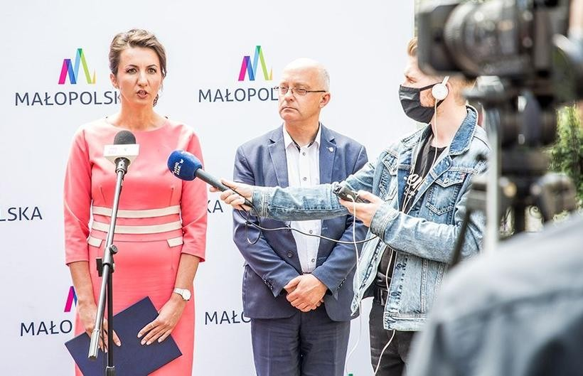 O decyzji poinformowała Marta Malec-Lech z zarządu województwa