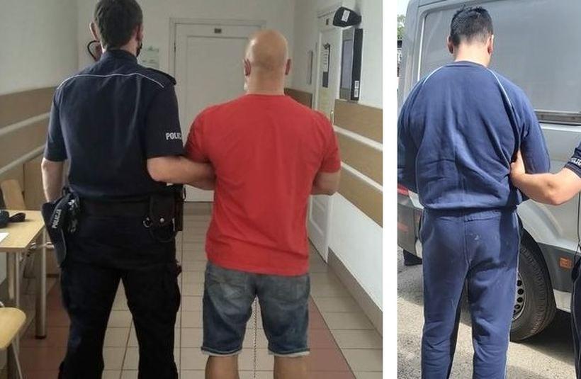 Już wiadomo, co przeskrobali zatrzymani w Inwałdzie ludzie. Sąd zarządził dla nich areszt