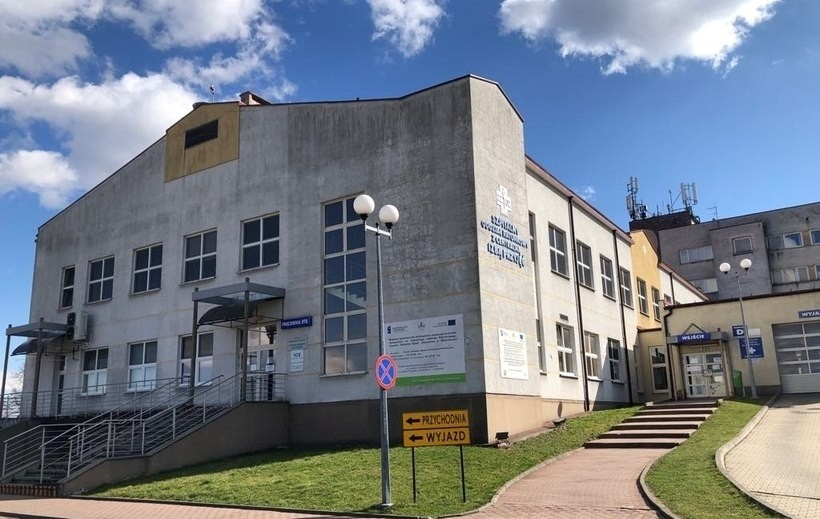 Nagła sytuacja w szpitalu w Wadowicach. Porody wstrzymane, matki z maluszkami uwięzione na kwarantannie