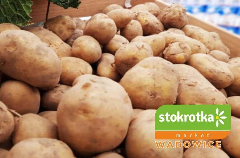 W Stokrotce teraz ziemniaki młode i ogórki gruntowe taniej niż w dyskoncie!