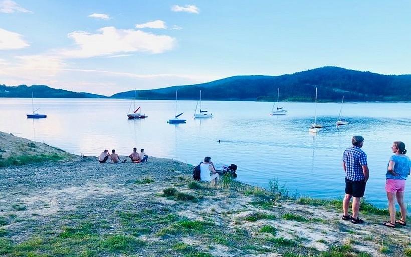 Kąpiesz się w Jeziorze Mucharskim? Musisz o tym wiedzieć